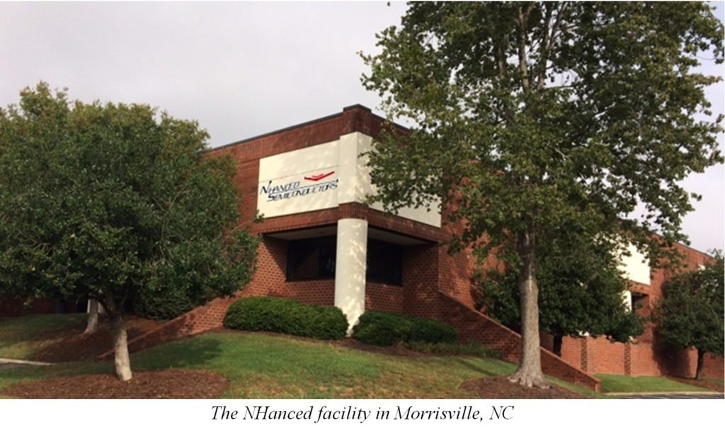 Photo of NHanced Morrisville facility